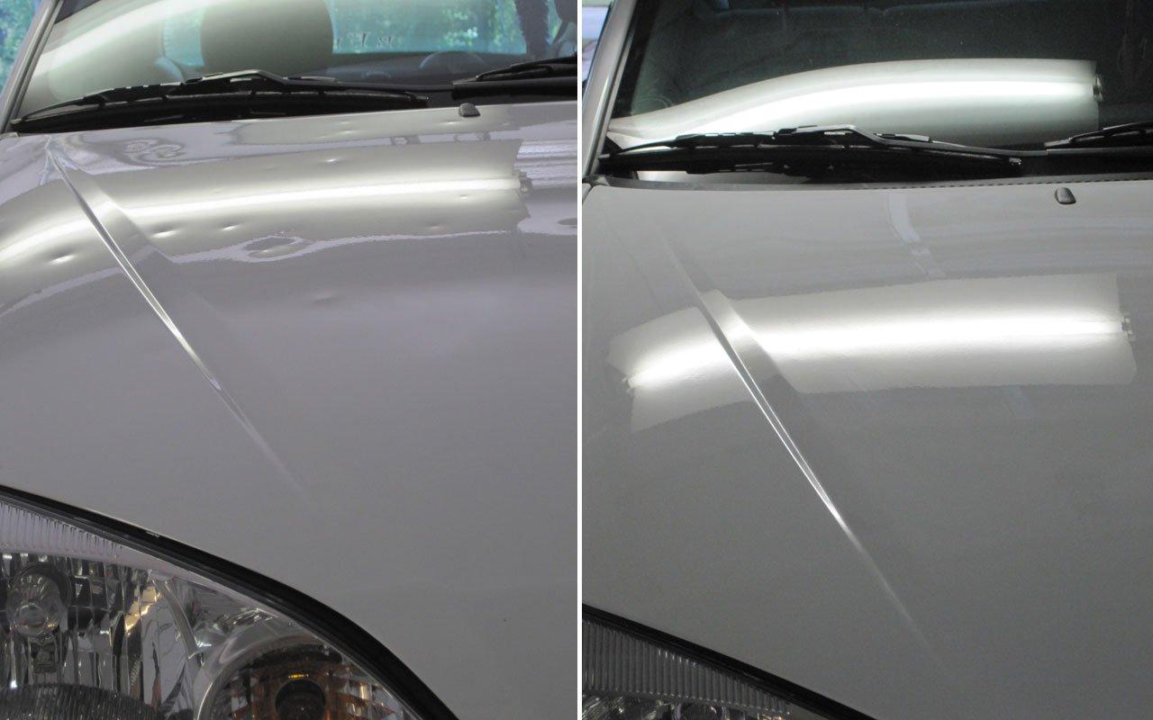 Hail Damaged Repair – Dent Tech – Paintless Dent Repair Technology – Dubai  – UAE